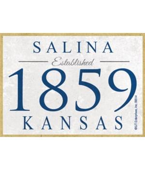 (Established) Salina - 1859 - Kansas