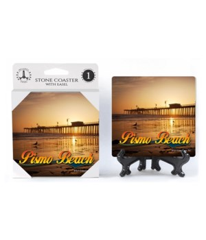 Pismo Beach - The pier in Pismo Beach, C