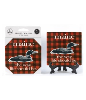 Maine - the way things should be - Loon