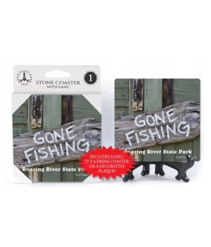 Roaring River State Park - Gone fishing