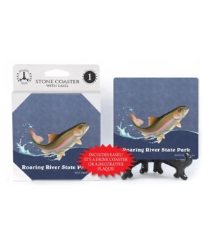 Roaring River State Park - Trout graphic