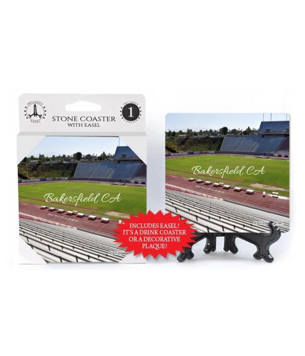 Bakersfield, CA - football field/stadium