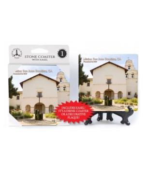 Mission San Juan Bautista, CA - founded