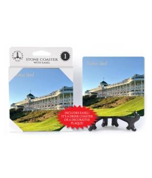 Mackinac Island-Grand Hotel Coaster