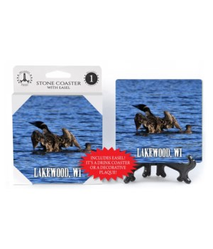Loon - Lakewood, WI Coaster