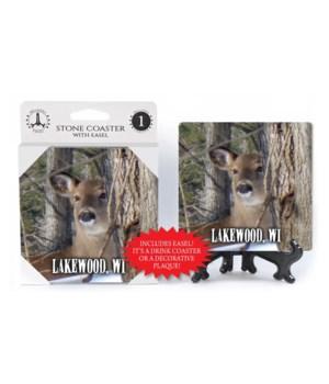 Deer - Lakewood, WI Coaster