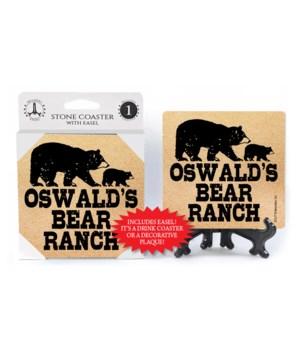 Oswald's Bear Ranch Coaster