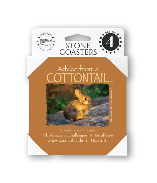 Advice from a Cottontail Coaster