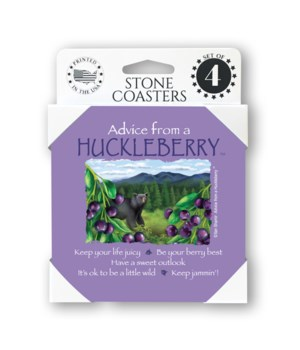 Advice from a Huckleberry Coaster