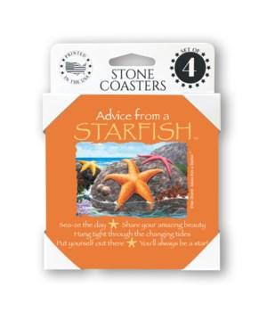 Advice from a Starfish Coaster