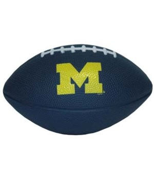 UofM Football Foam Logo