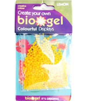 *Bio-gel water absorb nutrient beads/yel