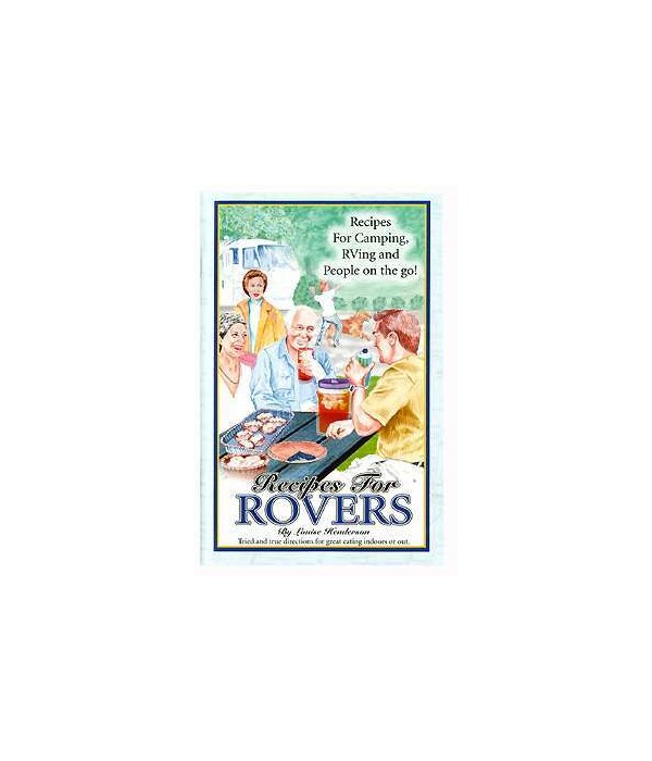 Rovers Cook Book