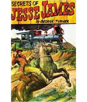 Jesse James Old West Book 12PC