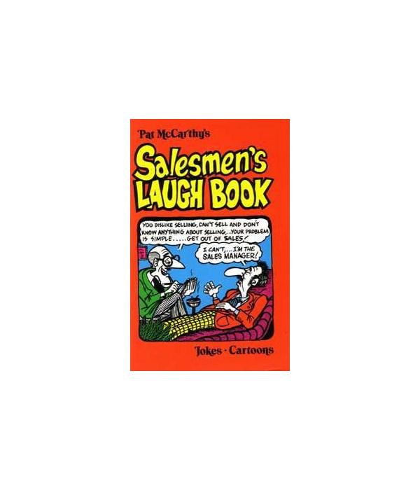 Salesmen's Laugh Book