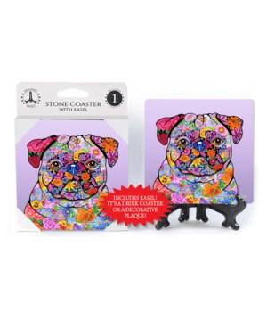 Pug (flower design)