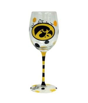 U-IA Drinkware Wine Glass