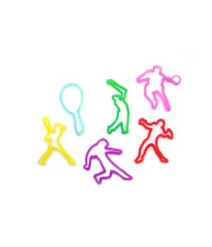 *Sports GlitterBands(12ea) x12