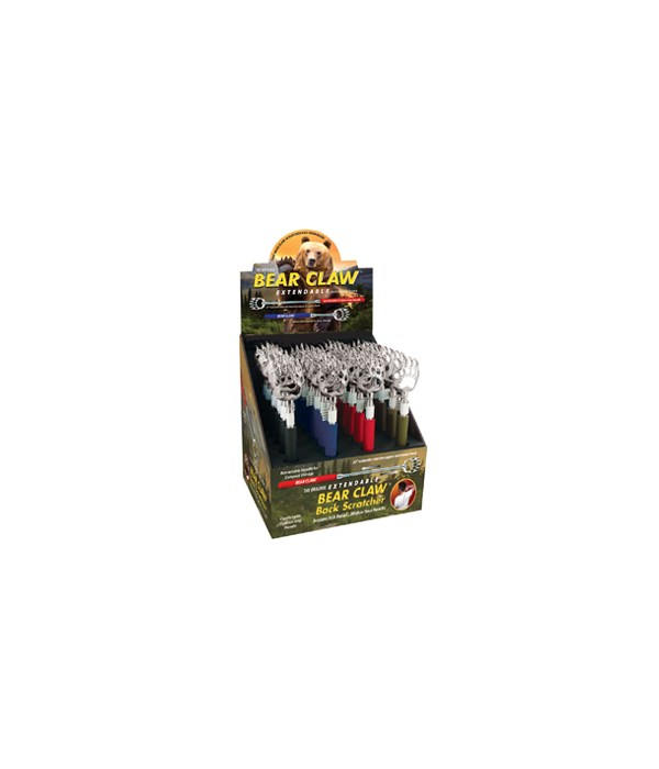 The Claw Backscratcher 24 pc display