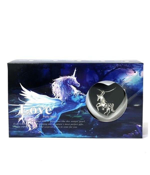 Unicorn Love Pearl Necklaces-20pc dsp