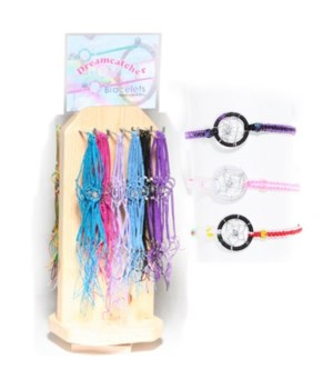 Dreamcatcher Bracelets 12 Dozen w/ dis