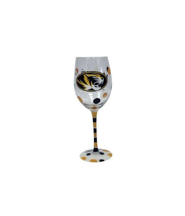 U-MO Wine Glass 12oz