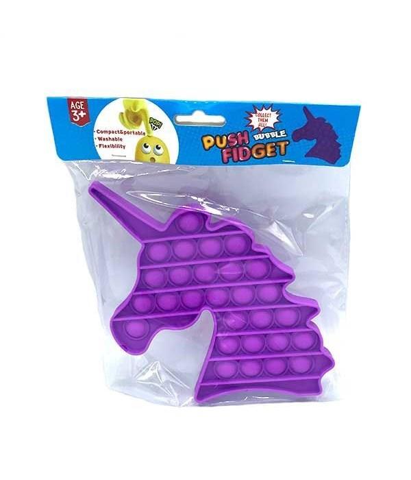"""Unicorn Bubble Fidget 7"""""""
