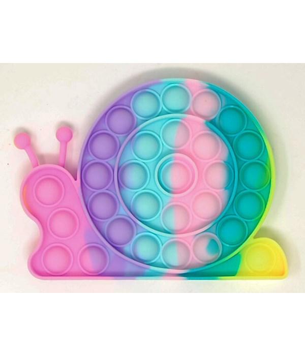 """Snail Bubble Fidget 6"""""""