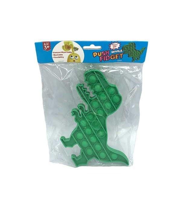 Dinosaur Bubble Fidget Toy
