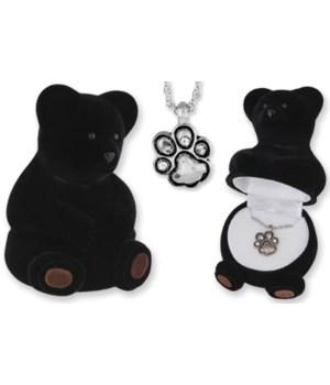 Black Bear  Pendant