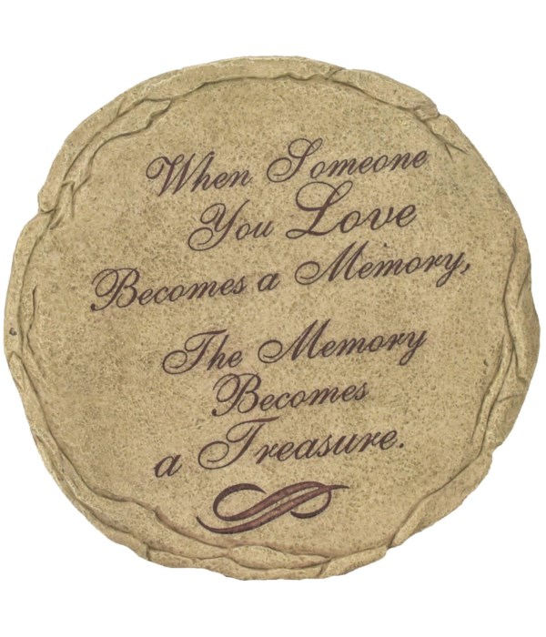 WHEN SOMEONE YOU LOVE..STONE