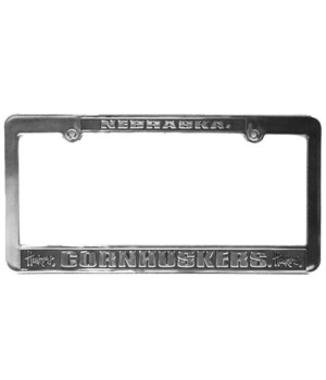 U-NE Car Tag Frame