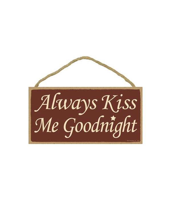 Always kiss me goodnight 5x10