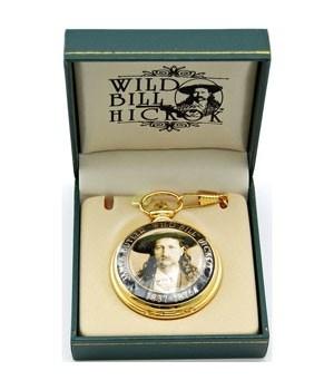 *Wild Bill Hickok pocket watch