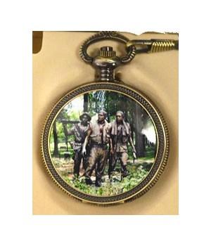 Vietnam Era Am soldiers pocket watch