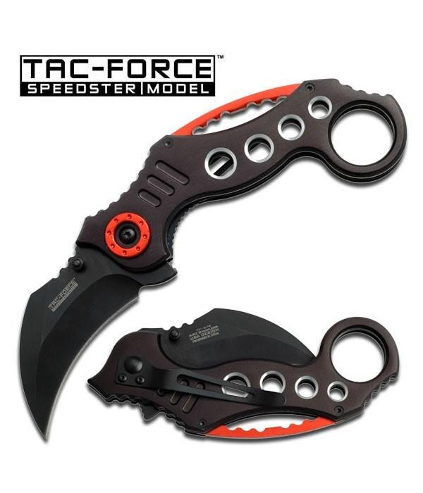 "Karambit Tac-Force  S/A knife 5.25"""