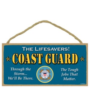 U.S. Coast Guard - The lifesavers! - Thr