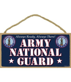 Army National Guard 5x10