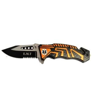 """K84 EMT Dept Knife 4.75"""" closed S/A"""