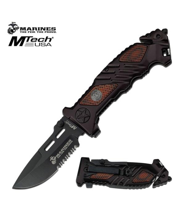 "US Marines S/A 5"" knife"
