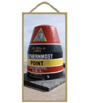 Southernmost Point Buoy - Key West, Flor