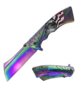 """Rainbow Eagle S/A knife 5"""" C"""