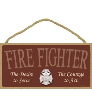 FIRE FIGHTER Duty and Sacrifice 5x10