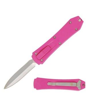 """OTF 3"""" Camo knife w/case"""