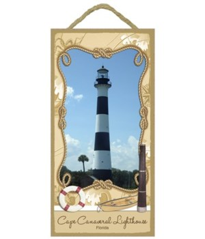 Cape Canaveral Lighthouse - Florida 5x10