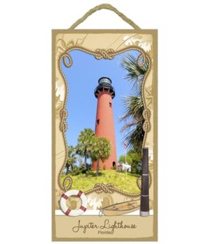 Jupiter Inlet Lighthouse - Florida 5x10