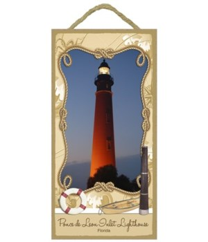 Ponce de Leon Inlet Lighthouse - Florida