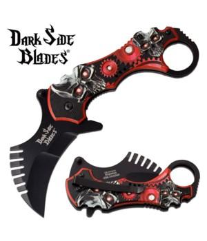 Dark side  S/A Knife
