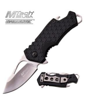 Black handle S/A Knife