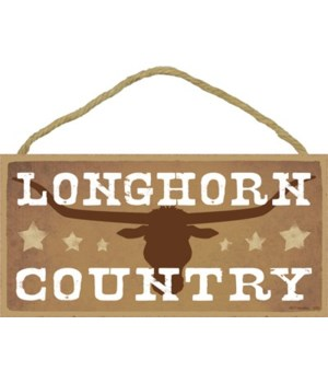 Longhorn Country 5x10